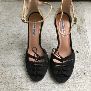 5a103b68d Women s Charles David Lace Up Heels on Poshmark